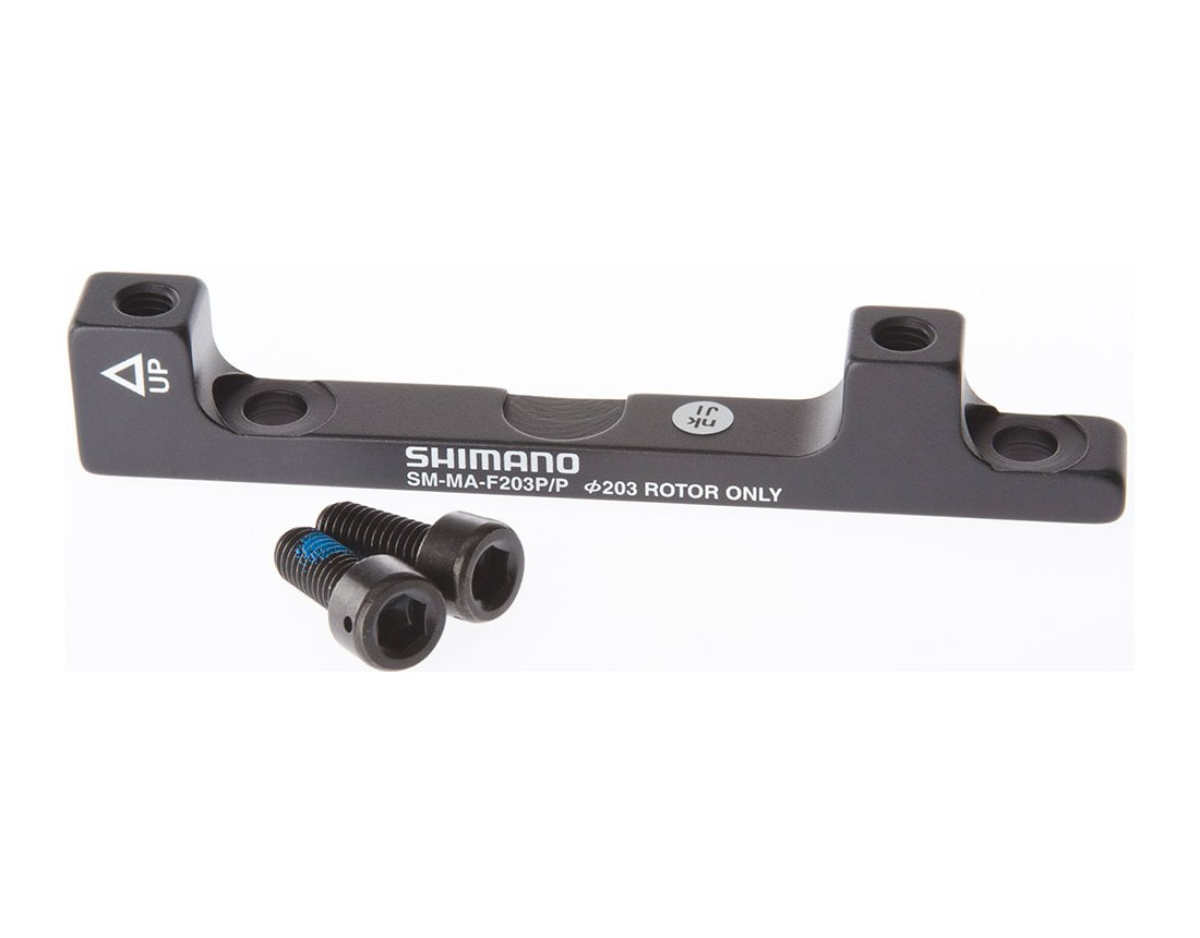 Shimano Adapter 203mm | SM-MA-F203P/P