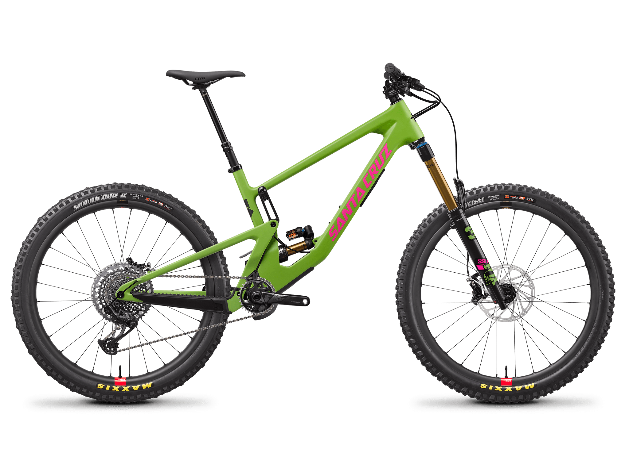 Santa Cruz Nomad V5 Carbon CC X01 Coil Kit | Modell 2022