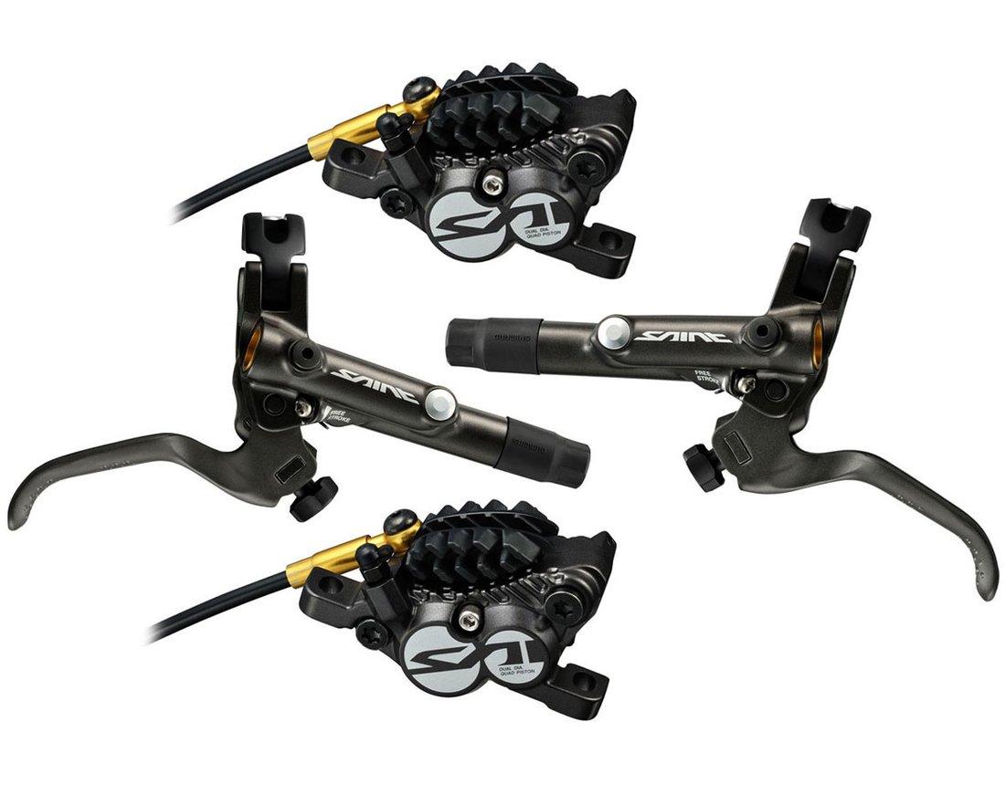 Shimano Saint BR-M820 Scheibenbremsen Set