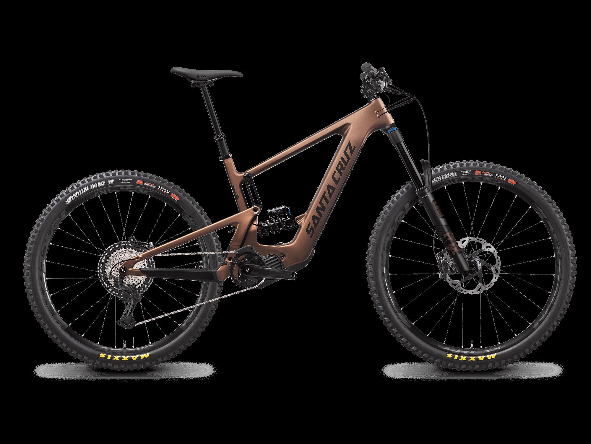 Santa Cruz Bullit Carbon CC Coil XT-Kit | Modell 2021