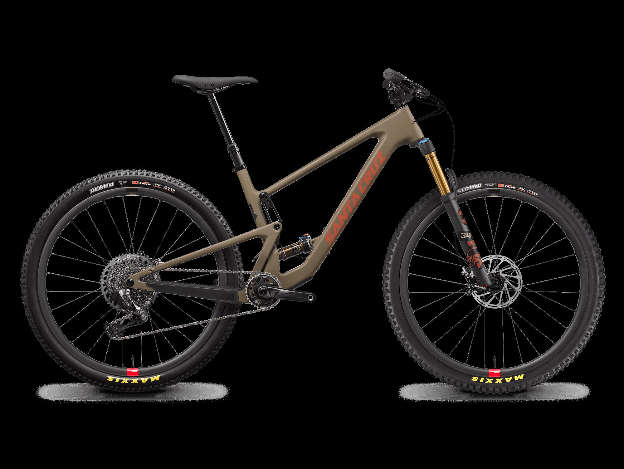 Santa Cruz Tallboy V4 CC X01 AXS Kit Reserve | Modell 2022