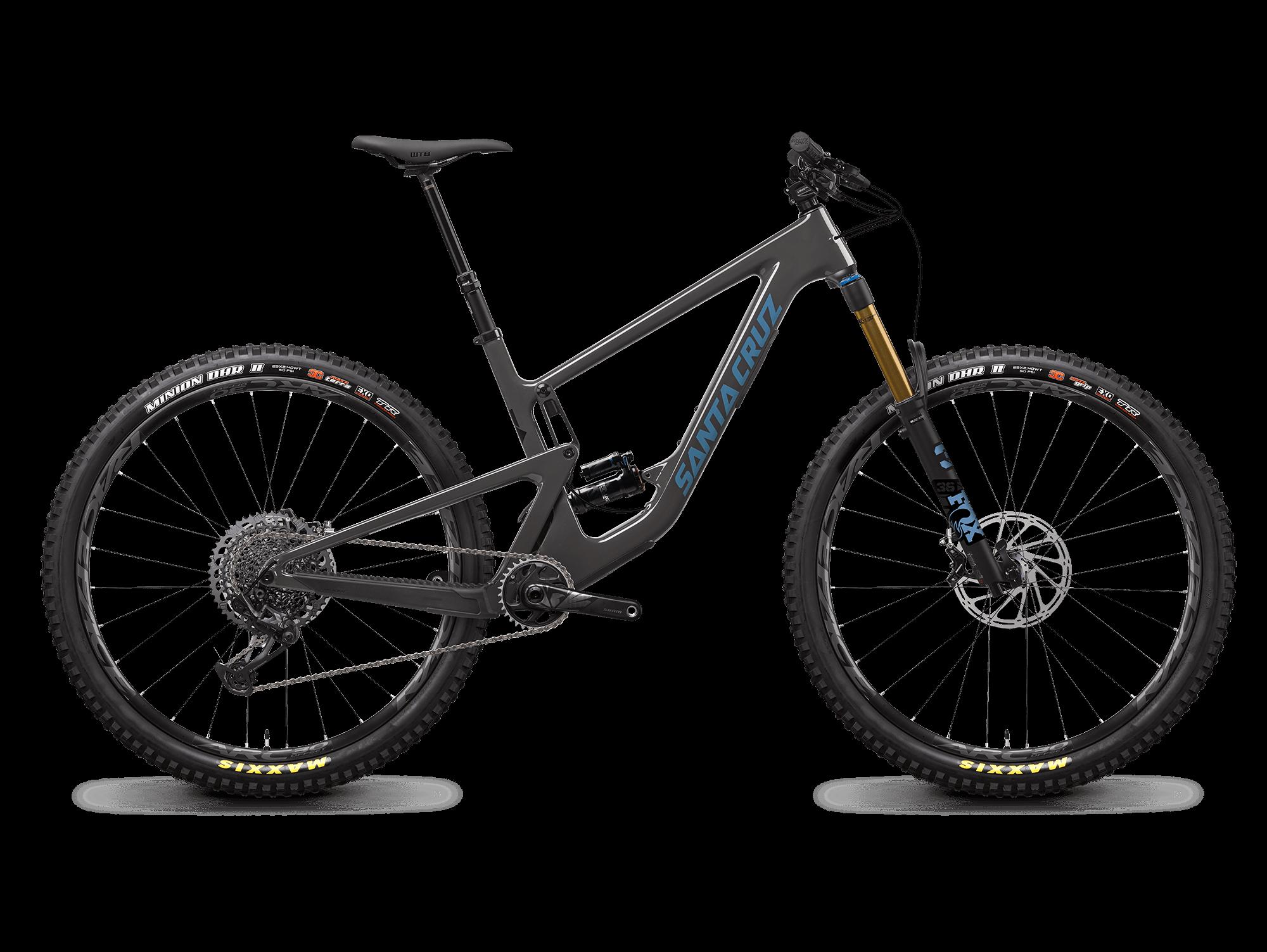 Santa Cruz Hightower V2 CC X01 Kit | Modell 2022
