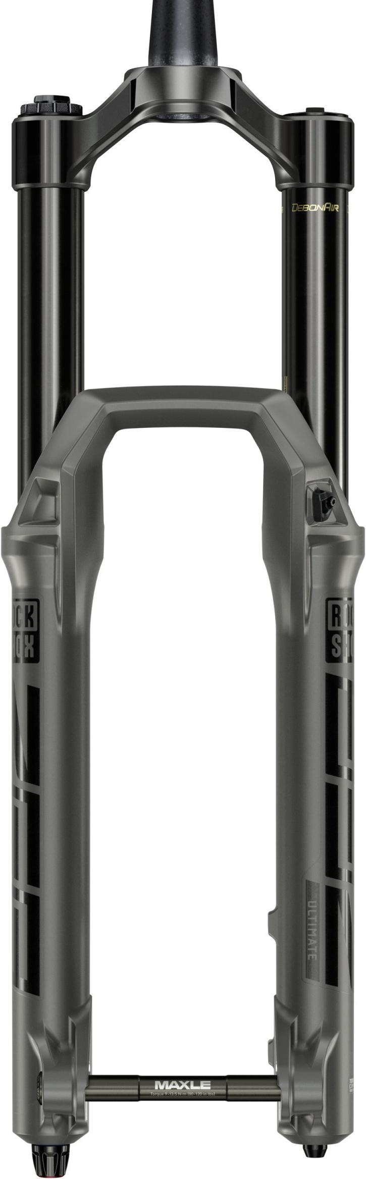 "Rock Shox Zeb Ultimate DebonAir Boost 27.5"" Federgabel grau | Modell 2021"