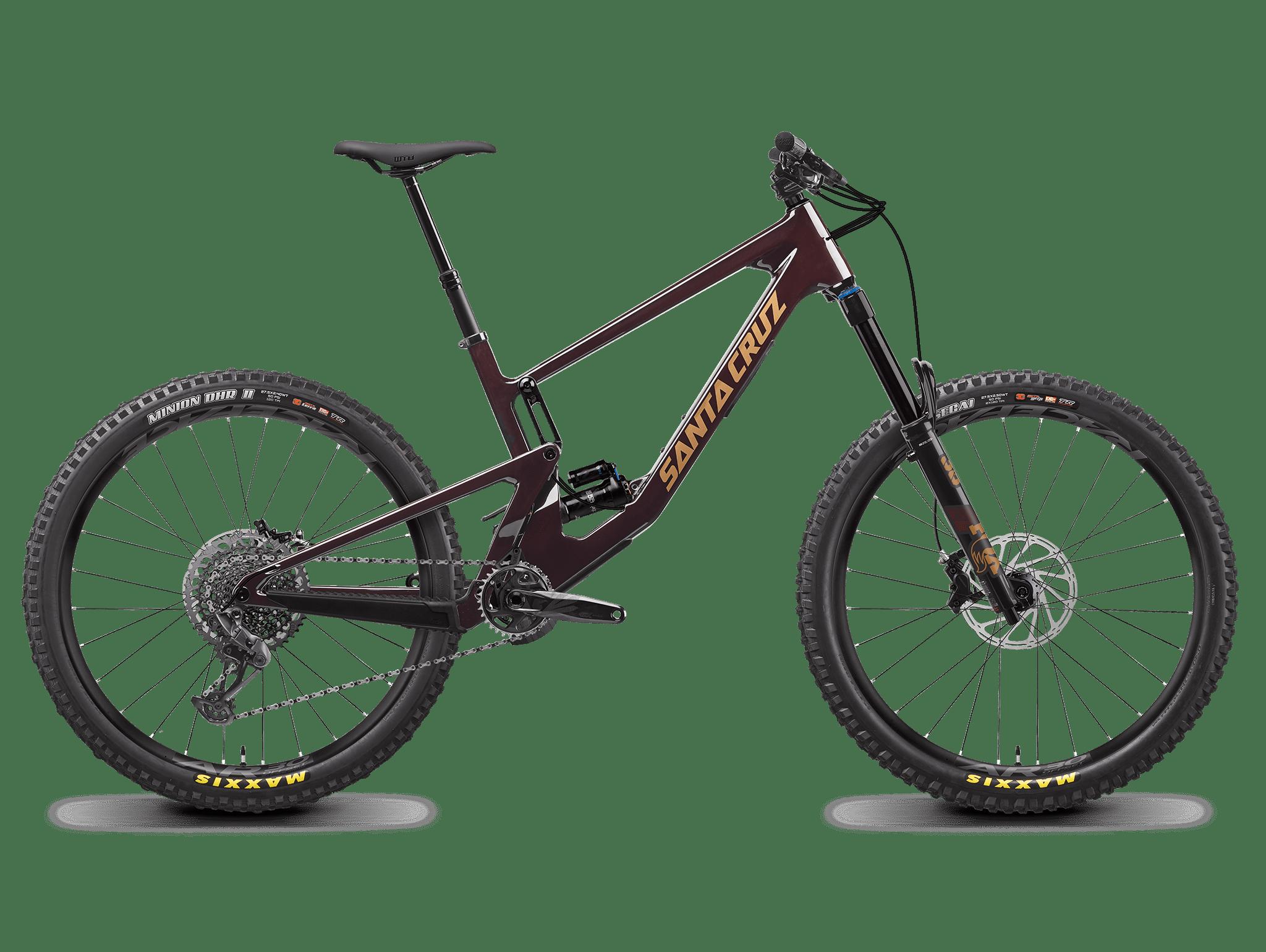 Santa Cruz Nomad V5 Carbon C S-Kit | Modell 2021
