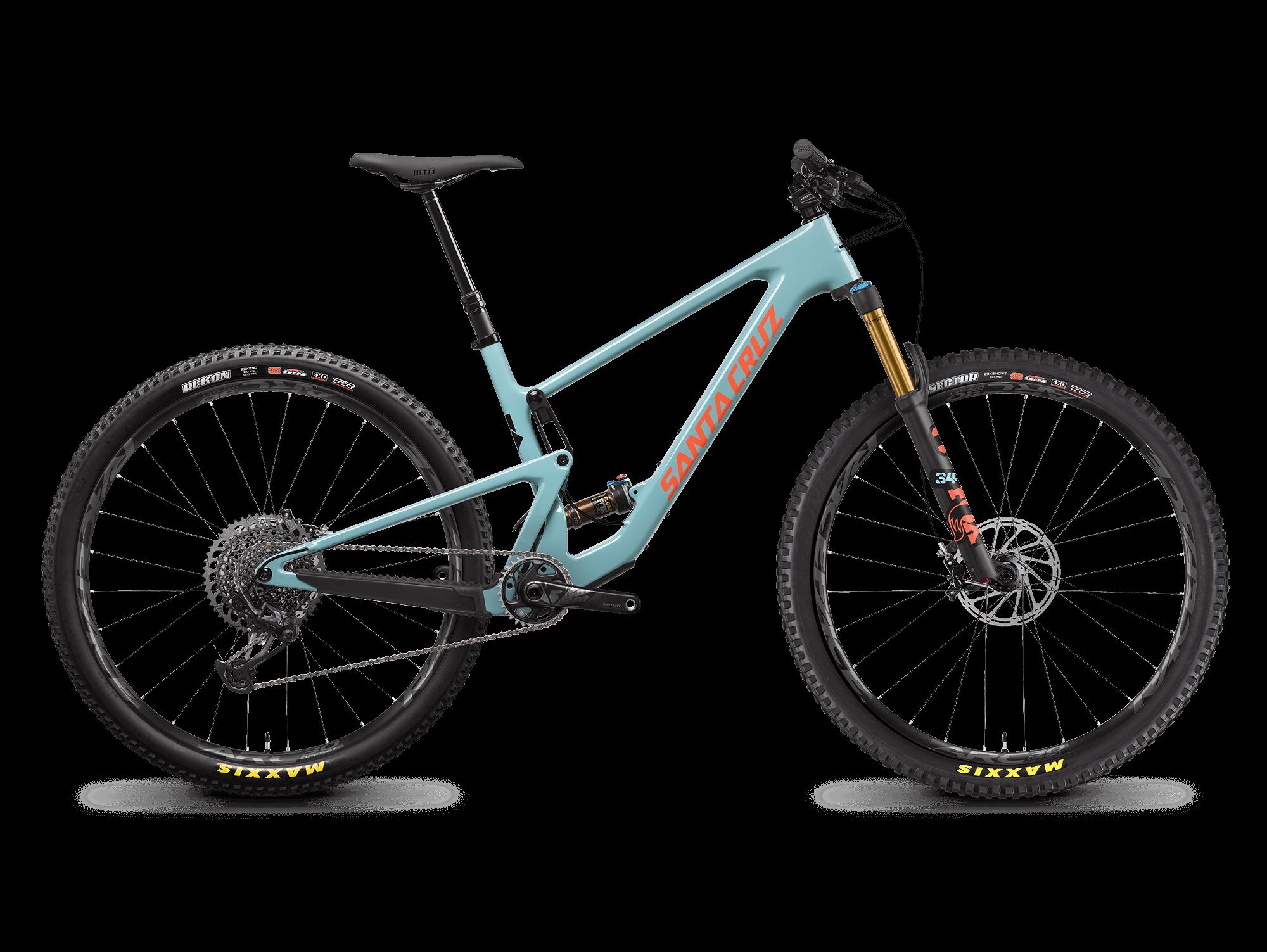 Santa Cruz Tallboy V4 CC X01 Kit | Modell 2022