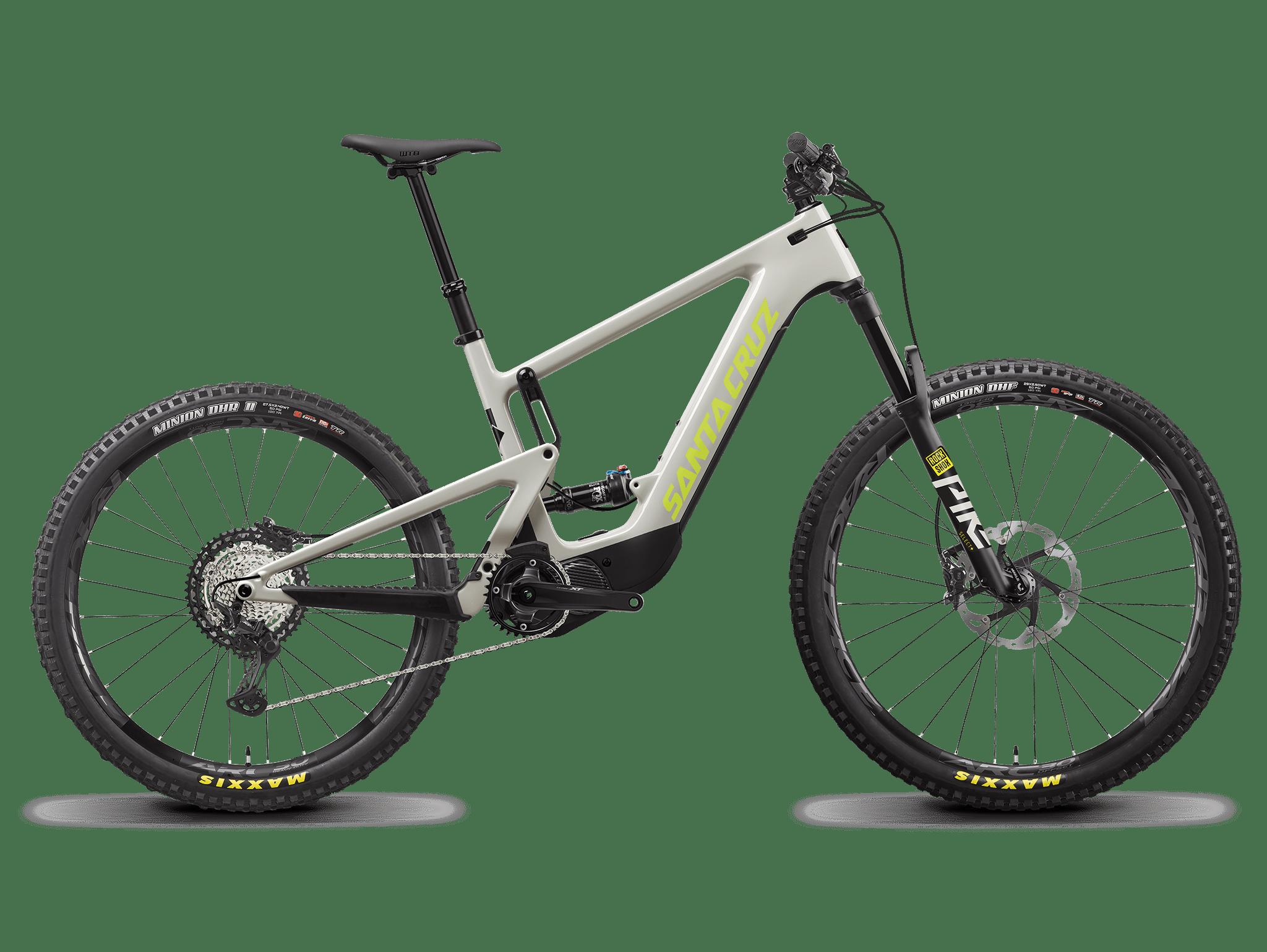 Santa Cruz Heckler | MX  E-Bike