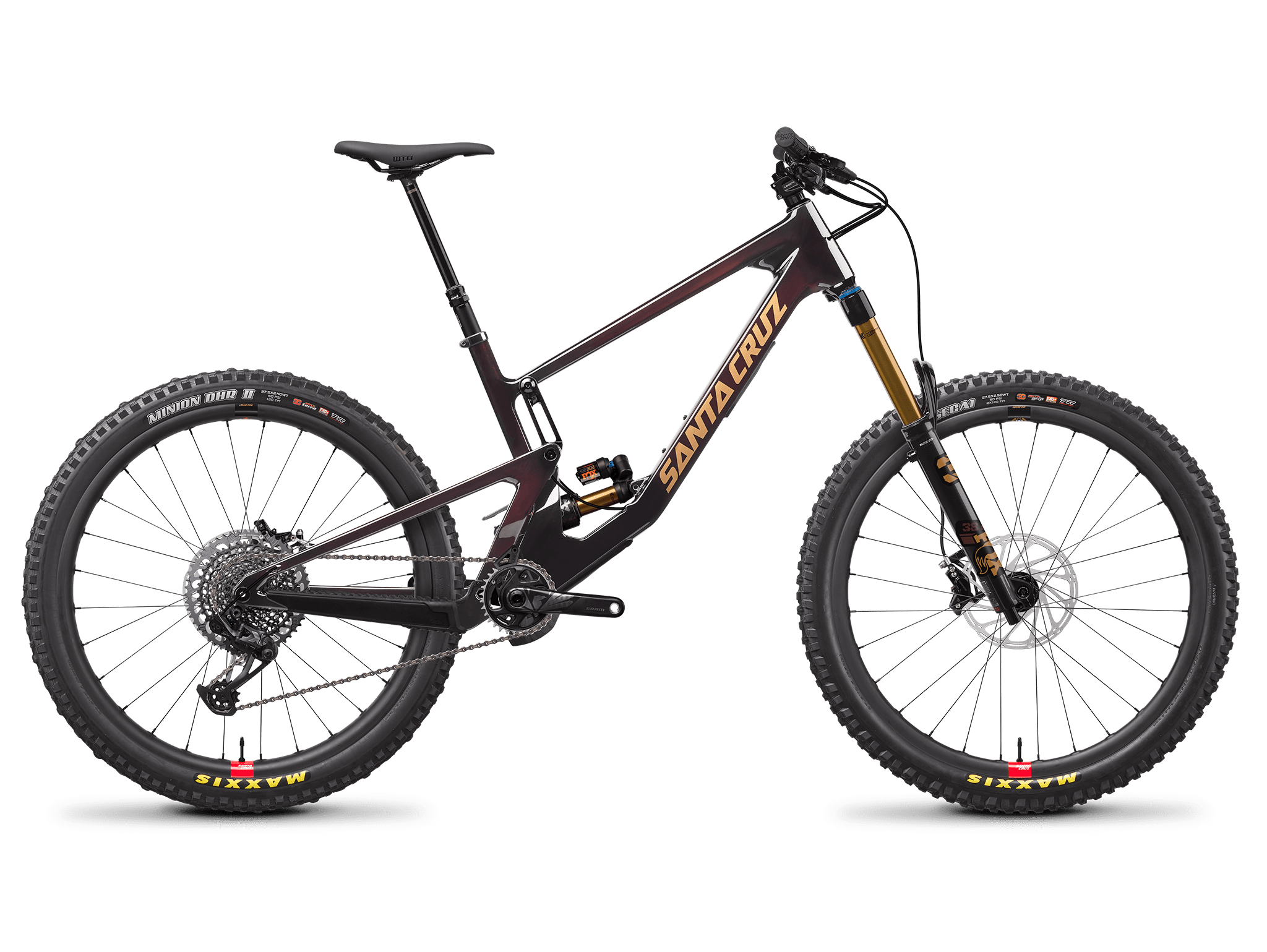 Santa Cruz Nomad V5 Carbon CC | Konfigurator