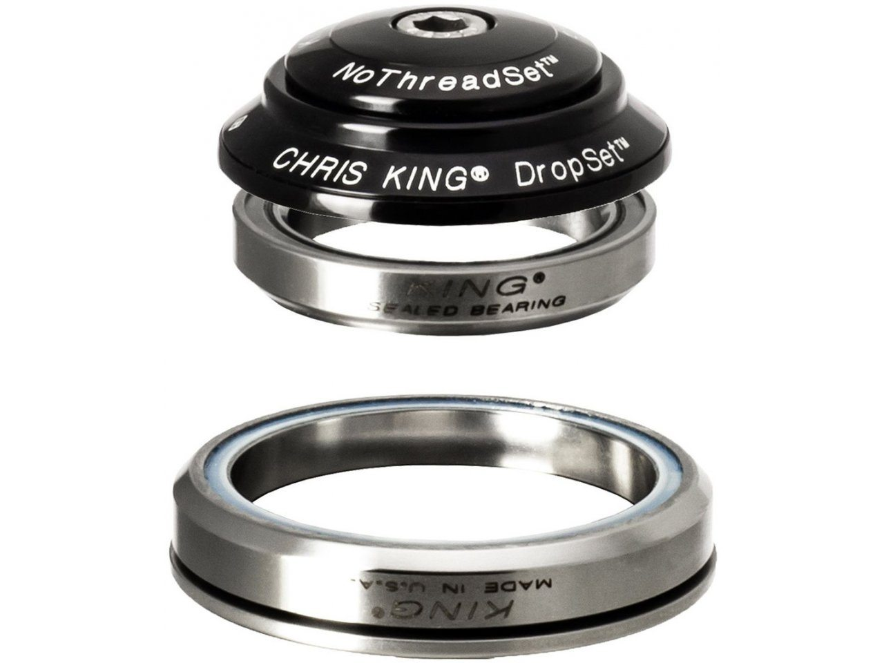 Chris King Dropset 3