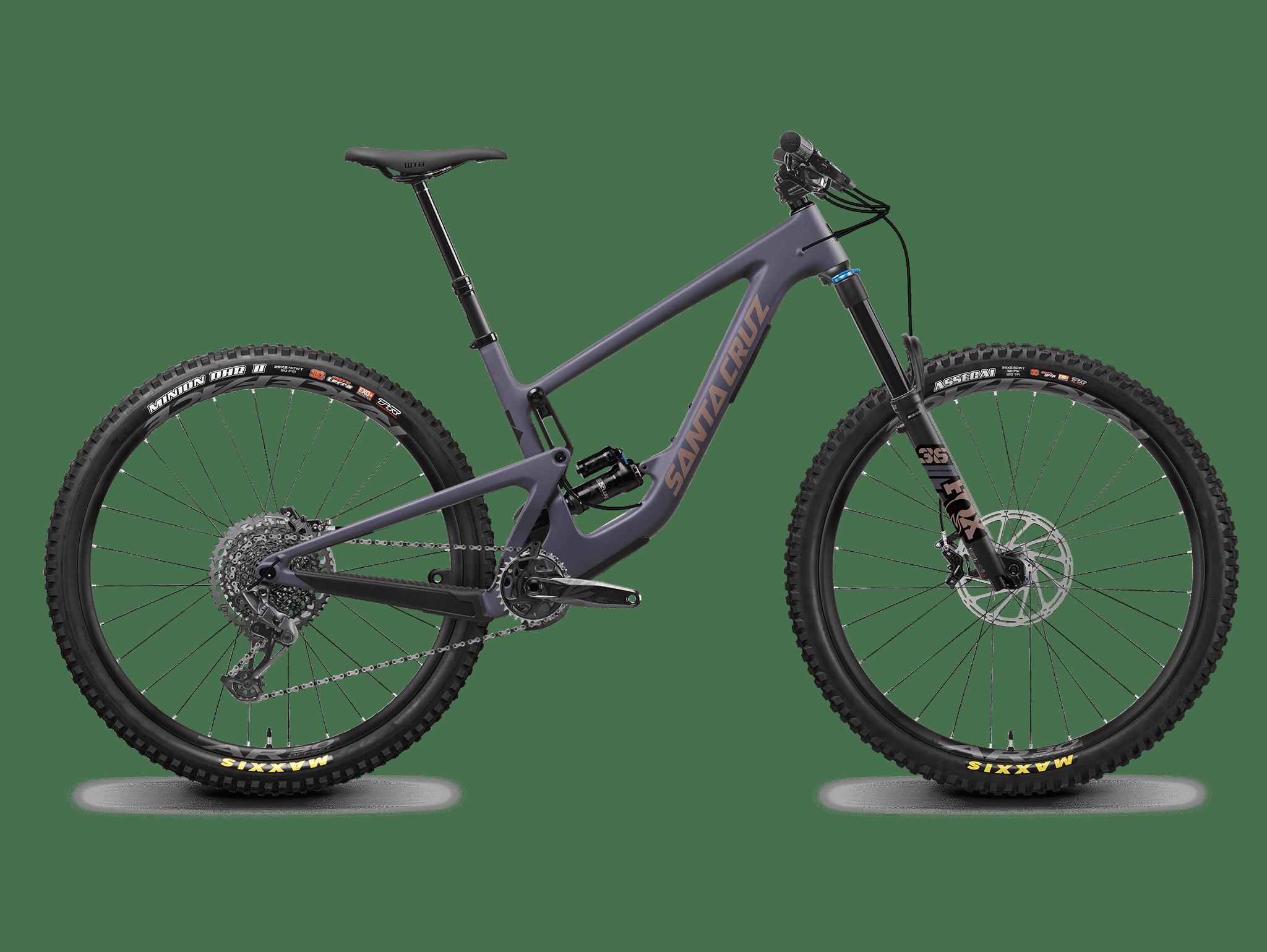Santa Cruz Megatower V1 Carbon C S-Kit | Modell 2021
