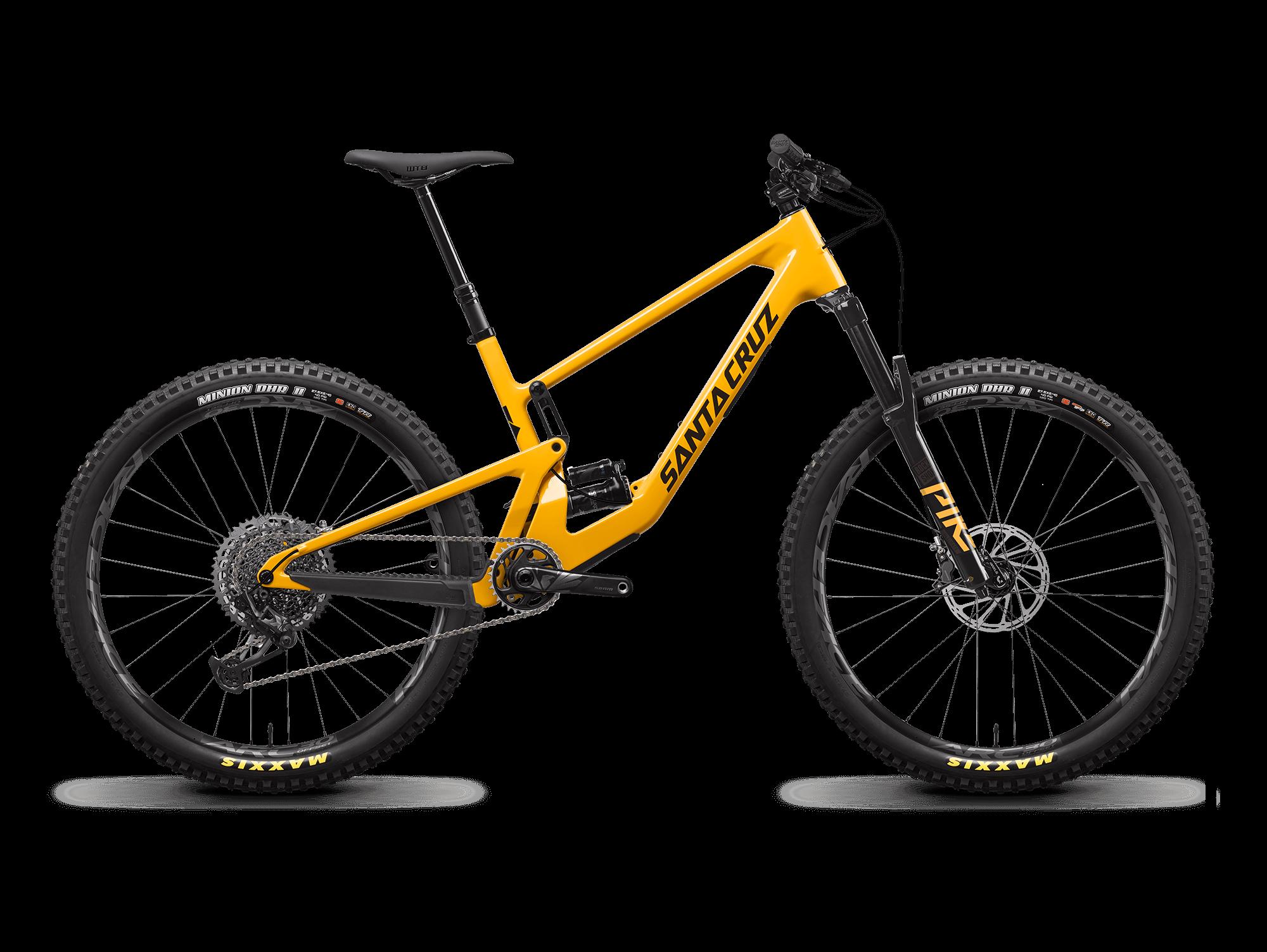 Santa Cruz 5010 V4 CC X01 Kit | Modell 2022