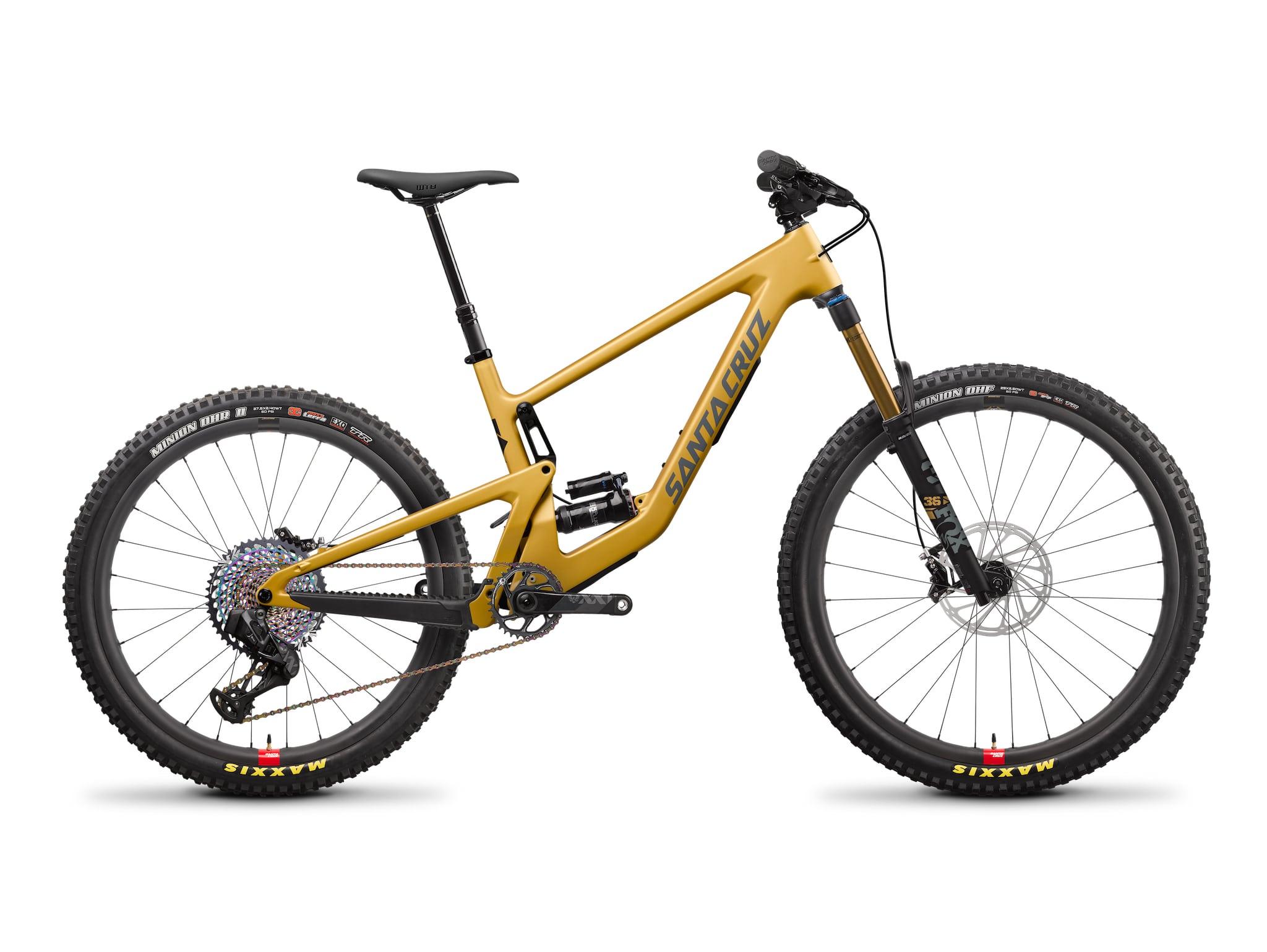 Santa Cruz Bronson V4 Carbon CC | Konfigurator